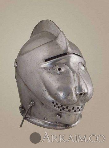1455342909 18.helmet germany 1520 1530 The hermitage museum