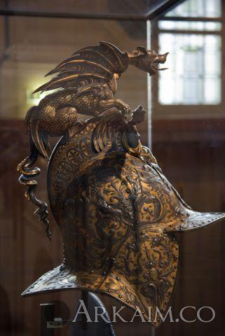 Renaissance armour musée Del armée