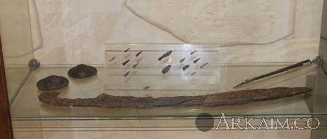 1478198871 6a. mahayra Est dazhe V arheologicheskom muzee goroda anapa