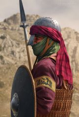 joan francesc oliveras pallerols andalusian infantryman