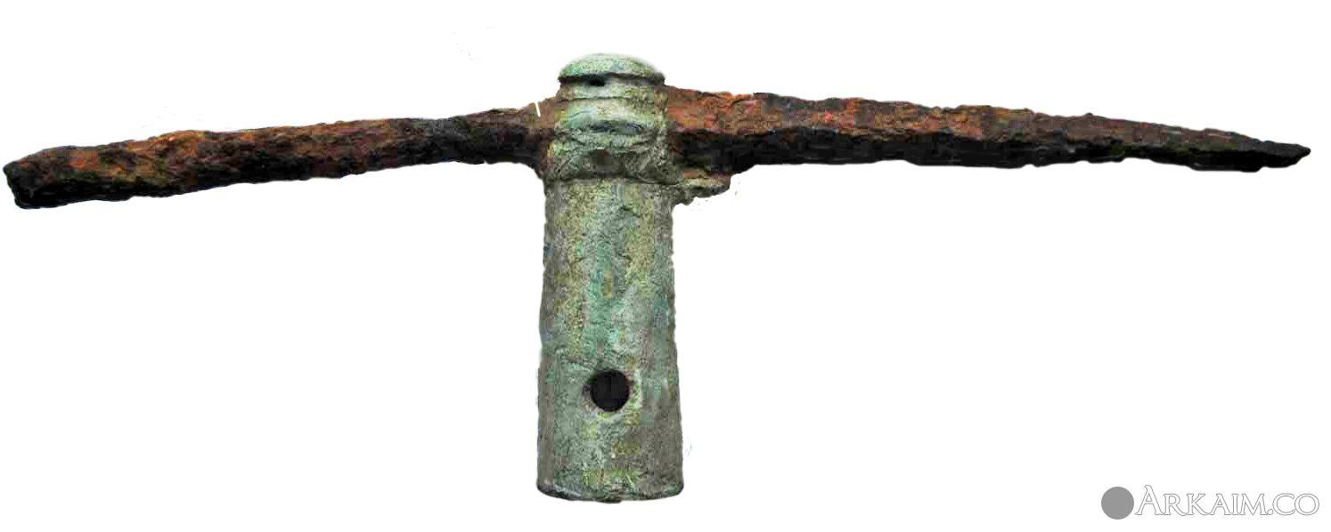 биметаллическое оружие