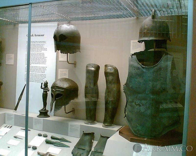 1473703015 4. greek armour british museum