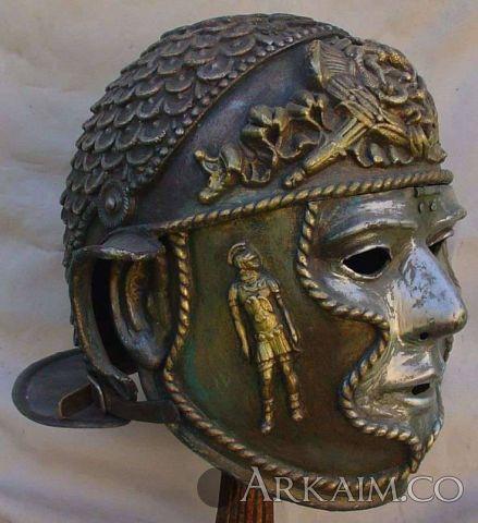 1455342214 2.roman helmet from canadian museum