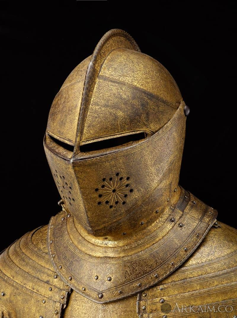 1467884127 8. armour Of king charles I about 1612
