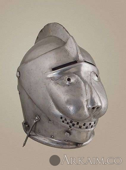 1455342909 18.helmet germany 1520 1530 The hermitage museum