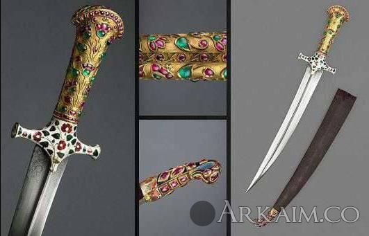 1455964308 composite indian mughal dagger The wallace collection