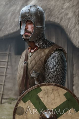 joan francesc oliveras pallerols anglo saxon thegn