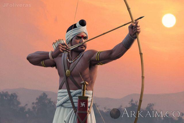 joan francesc oliveras pallerols indian archer