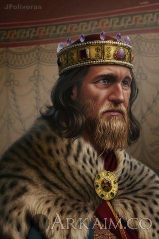 joan francesc oliveras pallerols king lothar I