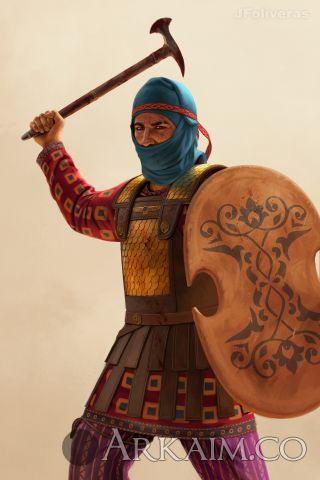 joan francesc oliveras pallerols persian immortal