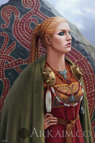 joan francesc oliveras pallerols queen gunnhild
